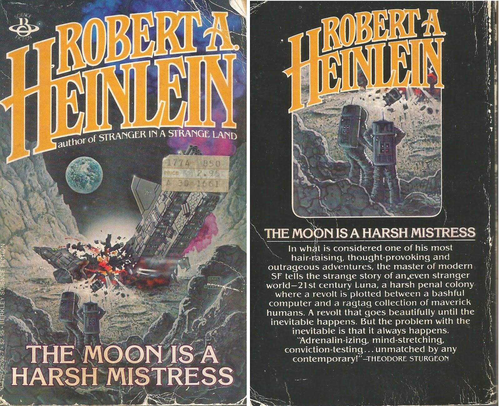 Роберт Хайнлайн (100%)